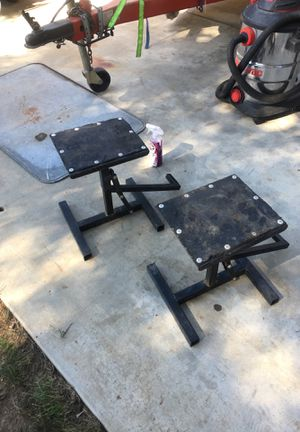 Dirt bike stands for Sale in Orange, CA