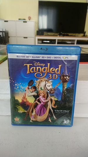 Tangled 3D for Sale in San Diego, CA
