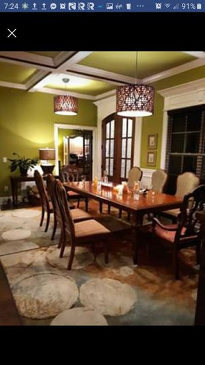 Dining Table & Chairs by Thomasville for Sale in Murfreesboro, TN