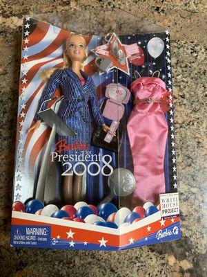 Barbie for President 2008 for Sale in Pasadena, MD