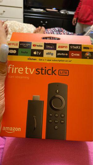 Amazon fire tv stick lite for Sale in Commerce, CA