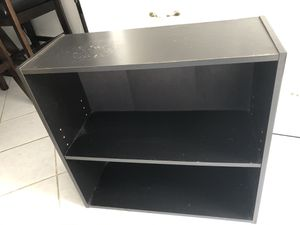 Small Black Book Shelf for Sale in Chula Vista, CA
