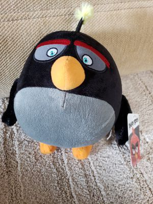Angry birds plush for Sale in Downey, CA