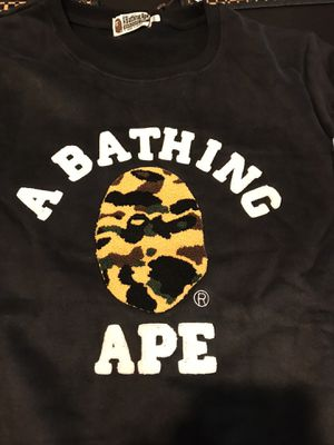 Bape crew Neck for Sale in Norcross, GA