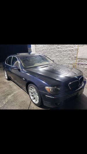 Bmw 750i v8 corre bien excelente for Sale in Tampa, FL