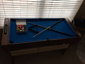 Mini Multiple Game Table for Sale in Littleton, CO