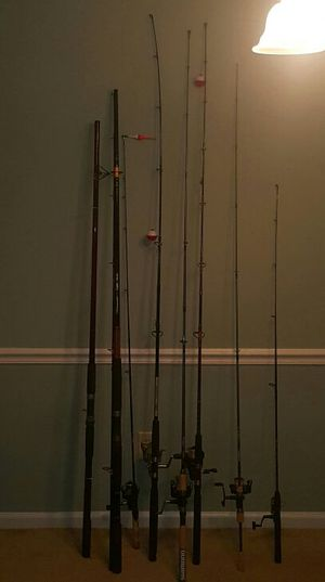 Fishing Rods for Sale in Raleigh, NC
