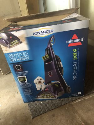Bissell proheat carpet cleaner for Sale in Salem, OR