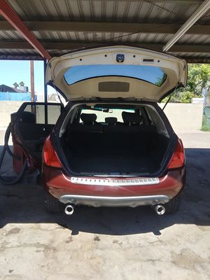 Nissan murano 2006 titulo Rest/salvg. 99000millas pido 4500 for Sale in Scottsdale, AZ