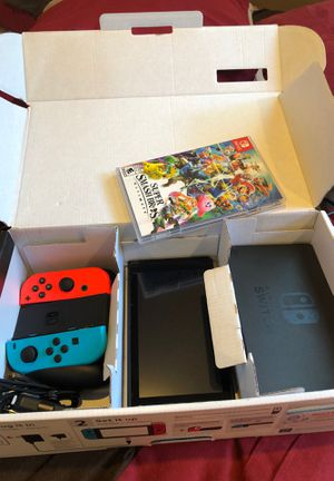Nintendo switch for Sale in Canyon Country, CA