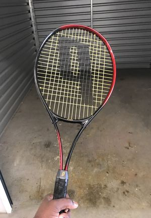 Prince titanium tennis racket for Sale in Los Angeles, CA