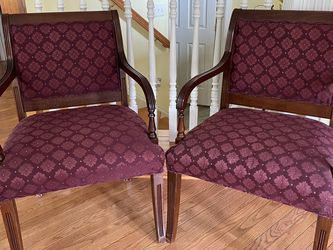 Matching Antique Accent Chairs for Sale in Fairfax,  VA