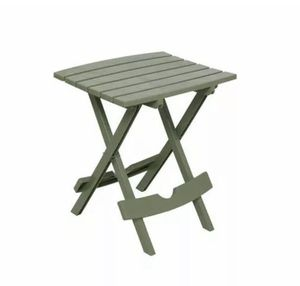 Quick-Fold Side Table for RV / Camper / Trailer / Motorhome / 5th Wheel (Sage) for Sale in Lynwood, CA