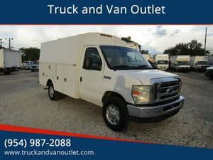2008 Ford Econoline Commercial Cutaway for Sale in Hollywood, FL