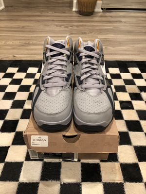 """Nike Air Trainer SC High """"Bo Jackson Grey/Navy"""" Size 9. Worn 2x for Sale in Massapequa, NY"""