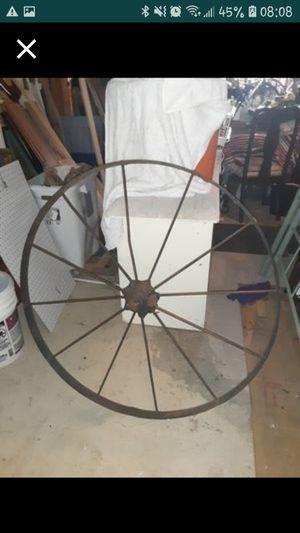 Wagon wheel, baby cradle christening gown for Sale in Alvarado, TX