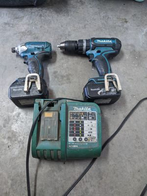 Makita 18v drill and driver for Sale in Buckeye, AZ