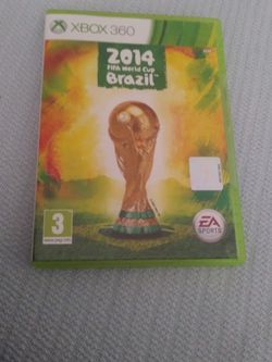 2014 FIFA World Cup Brazil XBOX 360 for Sale in Los Angeles,  CA