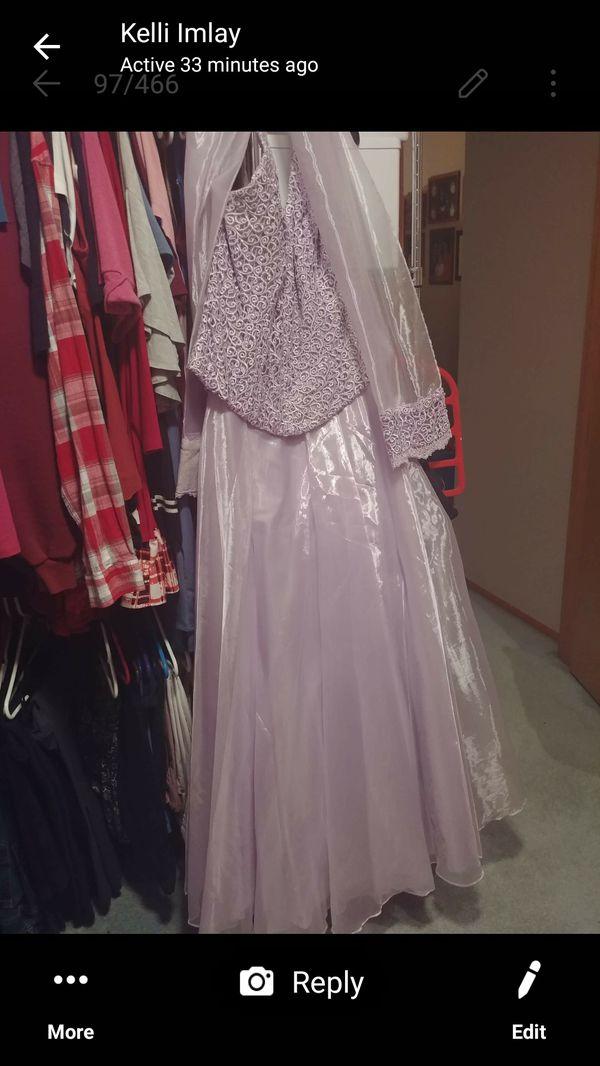 Aspeed Wedding Dress.