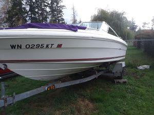 85 Sea ray 18' boat for Sale in Tacoma, WA