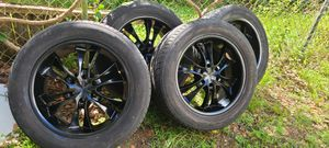 6x135 wheels and tires for Sale in Leesburg, FL