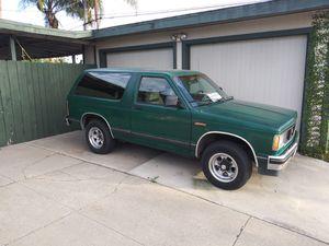 1990 gmc jimmy s10 for Sale in Santa Ana, CA