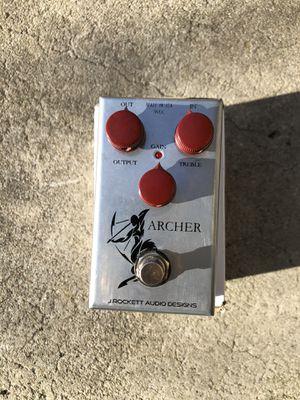 Archer boost pedal (Klon clone) for Sale for sale  Boise, ID