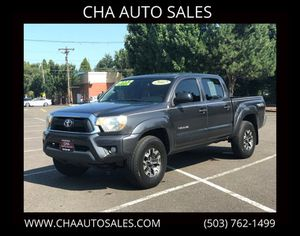 2012 Toyota Tacoma for Sale in Portland, OR