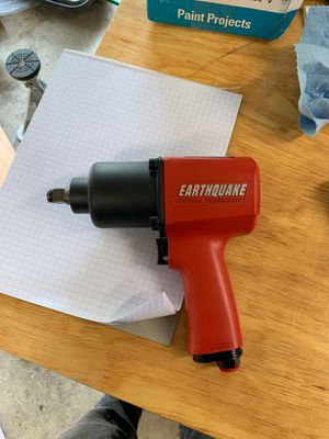 """General Pneumatic 1/2"""" Professional Air Impact Wrench for Sale in Woodinville, WA"""