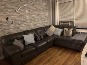 Ashley Alliston sofa sectional for Sale in Queens, NY
