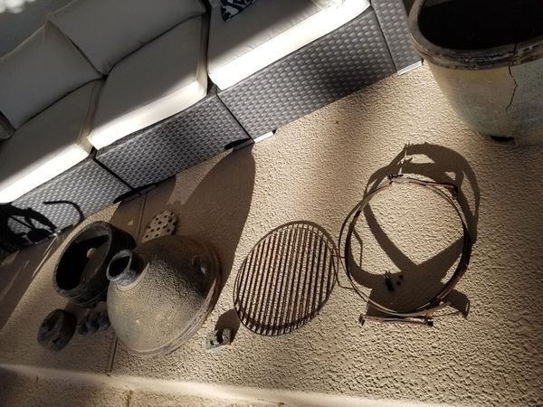 Imperial Kamado Grill BBQ for Parts or Repair