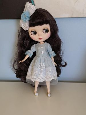 Custom Blythe doll with outfit for Sale in NO POTOMAC, MD