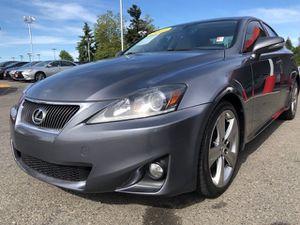 2013 Lexus IS 250 for Sale in Seattle, WA