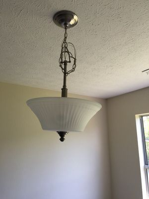 Light fixture for Sale in Hampton, VA