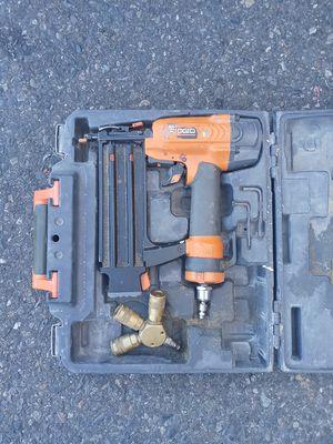 Rigid nail gun for Sale in Auburn, WA