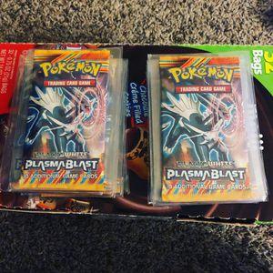 Pokemon Plasma Blast for Sale in Fullerton, CA