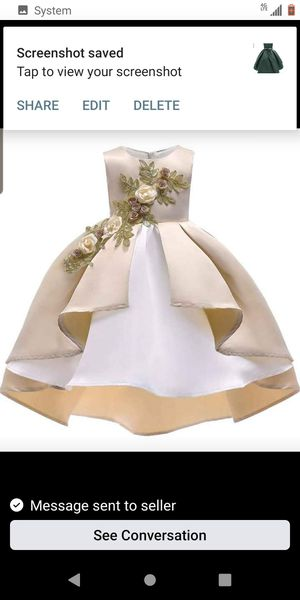 Your choice little girl's dresses available in size two through six for Sale in Springdale, AR
