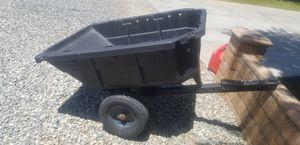 Lawn mower Trailer dump. for Sale in Riverside, CA