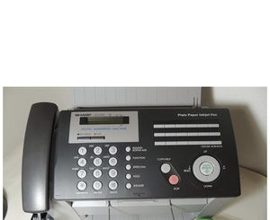 Sharp inkjet fax machine UXA 1000 for Sale in Euless, TX