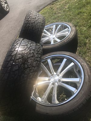 Range Rover Rims for Sale in Bowie, MD