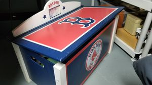 Red Sox Toy Chest Box for Sale in East Haven, CT
