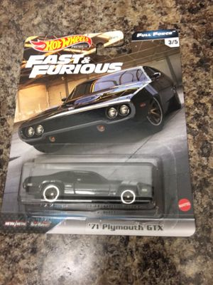 Hot wheels fast and furious full force for Sale in Huntington Beach, CA