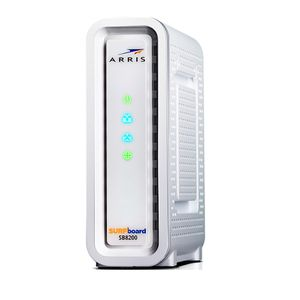 ARRIS SURFboard SB8200 Modem ( DOCSIS 3.1 32x8 Cable) (White, in RETAIL BOX) for Sale in Fort Worth, TX