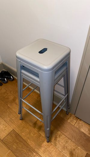 """Gia 30"""" backless Meal stools (2) for Sale in Los Angeles, CA"""