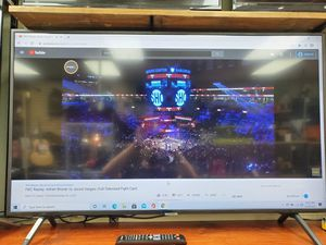 "Samsung 50"" 4k smart tv for Sale in Stafford, VA"