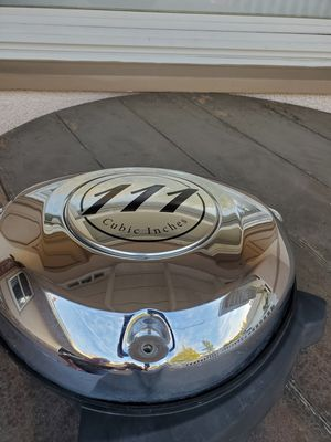 Indian motorcycle thunderstroke air cleaner housing for Sale in Upland, CA