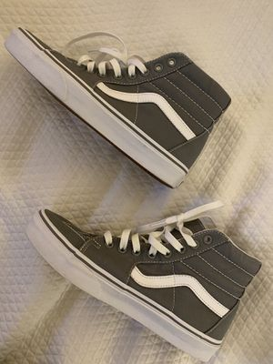 Grey High Top Vans for Sale in Issaquah, WA