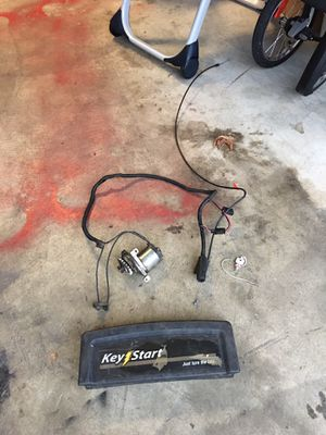 electric key start for push or self-propelled lawn mower for Sale in Kent, WA