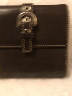 Coach Brown Leather Small Bi-fold Wallet for Sale in Pittsburgh,  PA