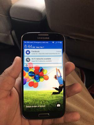 Samsung galaxy S4 for Sale in Miami, FL